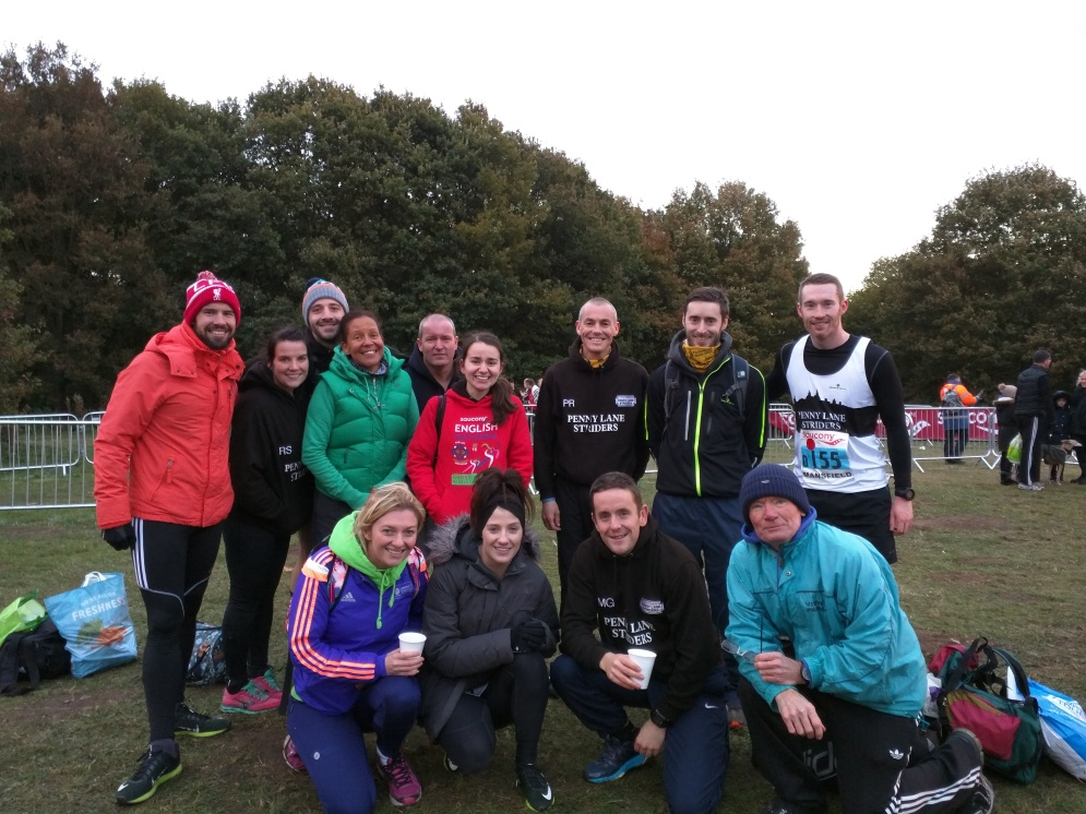 National Cross Country Relays in Mansfield